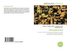 Обложка Jérusalem-Est