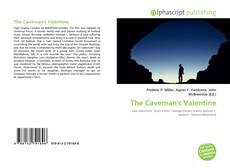 Capa do livro de The Caveman's Valentine