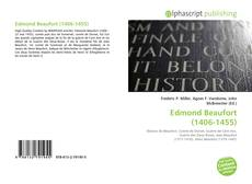 Bookcover of Edmond Beaufort (1406-1455)