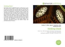 Buchcover von Striking Clock