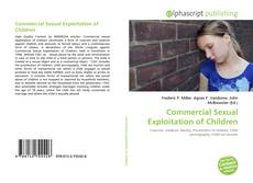 Bookcover of Commercial Sexual Exploitation of Children
