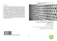 Bookcover of ISO 9660