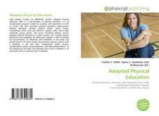 Portada del libro de Adapted Physical Education