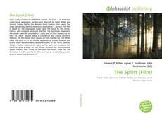 Buchcover von The Spirit (Film)