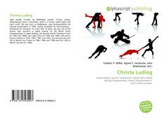 Buchcover von Christa Luding