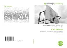 Обложка Carl Herrera