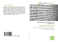 Bookcover of Forio Simulations