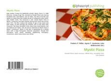 Capa do livro de Mystic Pizza