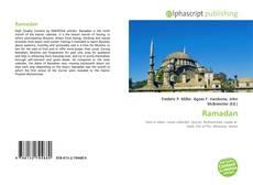 Capa do livro de Ramadan
