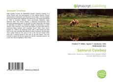 Обложка Samurai Cowboy