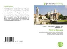 Bookcover of Pietro Donato
