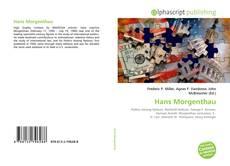 Copertina di Hans Morgenthau