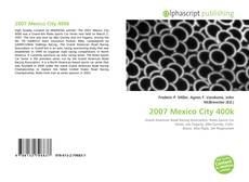 Обложка 2007 Mexico City 400k
