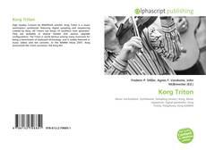 Bookcover of Korg Triton