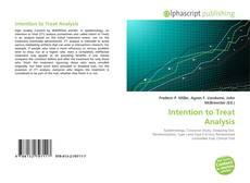 Portada del libro de Intention to Treat Analysis