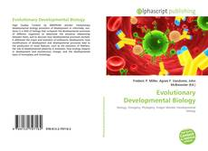 Bookcover of Evolutionary Developmental Biology