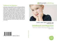Bookcover of Childhood and Migration