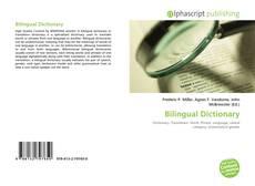 Обложка Bilingual Dictionary