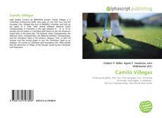 Capa do livro de Camilo Villegas