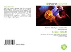 Bookcover of Legaci (band)