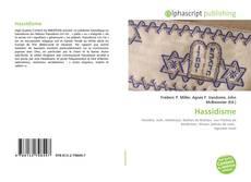 Capa do livro de Hassidisme