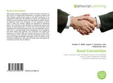 Buchcover von Basel Convention