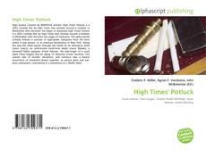 Buchcover von High Times' Potluck
