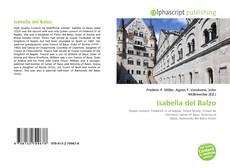 Capa do livro de Isabella del Balzo