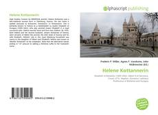 Bookcover of Helene Kottannerin