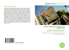 Bookcover of Steal This Movie!