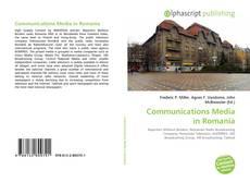 Couverture de Communications Media in Romania
