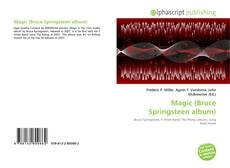 Bookcover of Magic (Bruce Springsteen album)