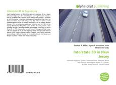Bookcover of Interstate 80 in New Jersey
