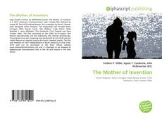Bookcover of The Mother of Invention