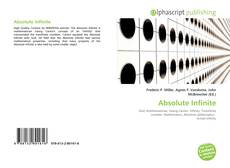 Bookcover of Absolute Infinite