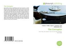 The Corruptor kitap kapağı