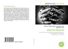 Capa do livro de Jude the Obscure