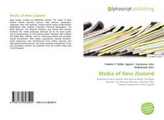 Bookcover of Media of New Zealand