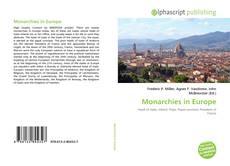 Monarchies in Europe的封面