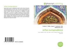 Bookcover of Ja'fari Jurisprudence