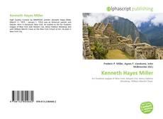Kenneth Hayes Miller kitap kapağı