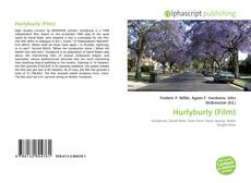 Bookcover of Hurlyburly (Film)