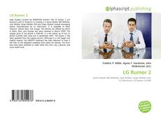 Bookcover of LG Rumor 2