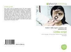 Bookcover of Limbu script