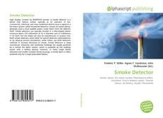 Buchcover von Smoke Detector