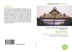 Bookcover of Royal Entry