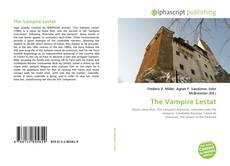 Capa do livro de The Vampire Lestat
