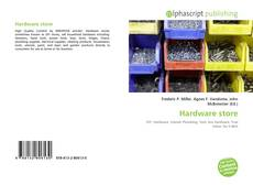 Borítókép a  Hardware store - hoz