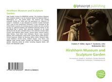 Borítókép a  Hirshhorn Museum and Sculpture Garden - hoz