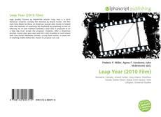 Обложка Leap Year (2010 Film)